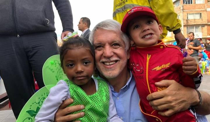 Jardín Rueda Colores - Foto: Secretaría de Integración Social