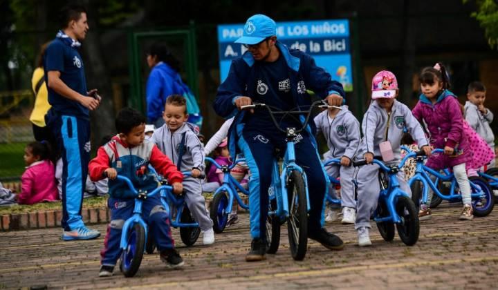 Parque de los Niños. Foto: IDRD