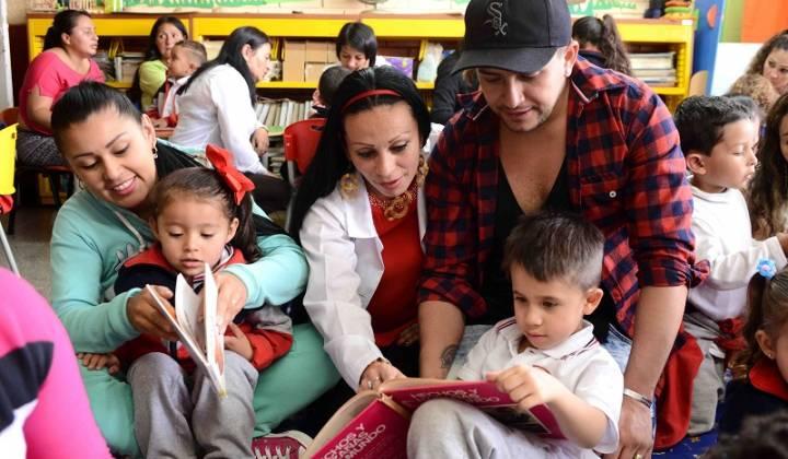 #LeerEsVolar - Foto: Secretaría de Educación