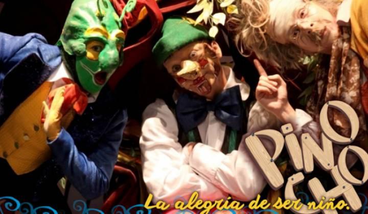 Pinocho - Foto: Instituto Distrital de las Artes