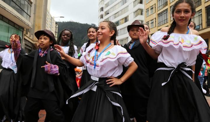 Semana cultural ciudadana - Foto: Secretaría Distrital de Educación