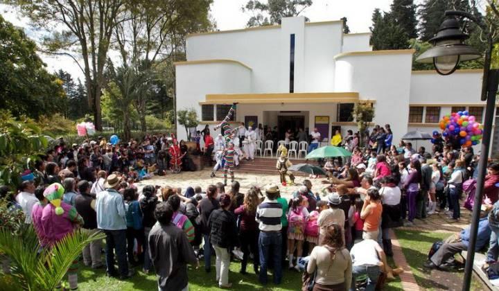 Diviértete con tu familia en el teatro El Parque - Foto: Idartes