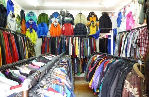 Chapinero es el para so de la ropa barata for Ropa interior americana