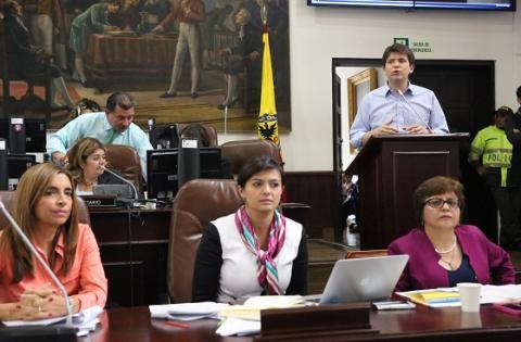 Creación Secretaría Jurídica - Foto: Prensa Secretaría de Gobierno