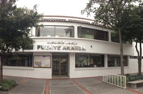 Fachada Alcaldía Local de Puente Aranda - Foto: bogota.gov.co