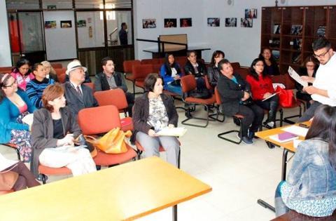 Comunidad de Chapinero - Foto: Alcaldía Local de Chapinero