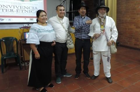 Administración local lanza proyecto para el rescate de los valores étnicos en Bosa