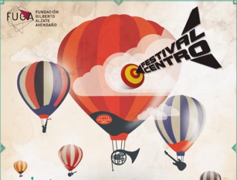 Afiche Festival Centro