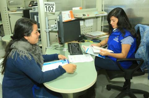 Inscriba su hoja de vida en la Agencia Pública de Empleo del SENA