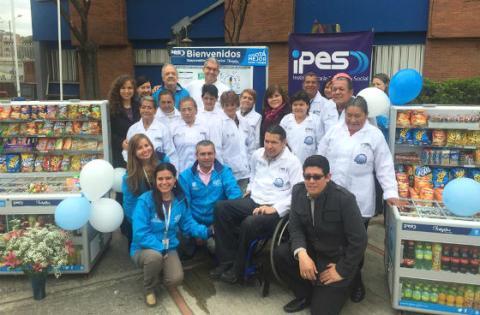Antojitos para todos - Foto: IPES