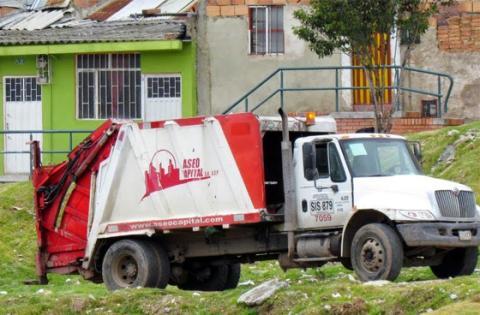 En año nuevo, Aseo Capital modificará los días de recolección de residuos