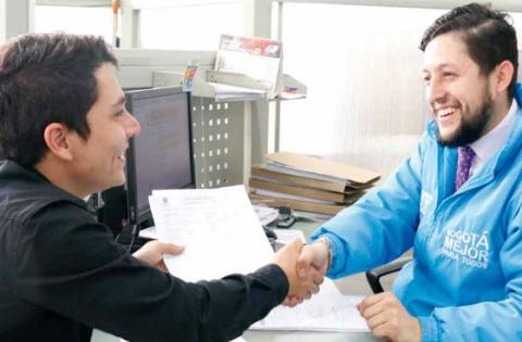 Atención en Hacienda - Foto: Secretaría de Hacienda