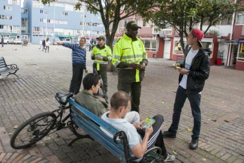 Código de Policía - FOTO: Prensa Policía Nacional