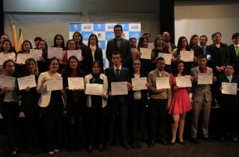 Camareros graduados - Foto: Secretaría de Desarrollo Económico