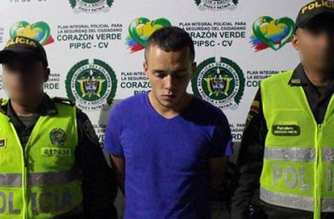 Captura Sayayín - Foto: Policía Nacional