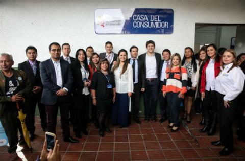 Casa del consumidor - Foto: Secretaría de Gobierno