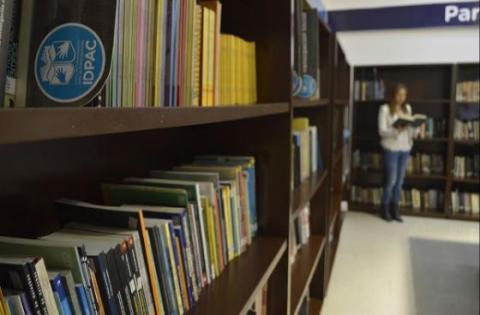 Centro de Documentación para la participación - Foto: IDPAC