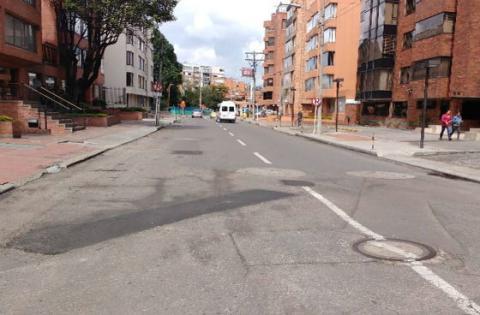 Barrio Chicó Norte - Foto: UMV