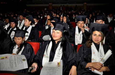 Graduación adultos - Foto: SED