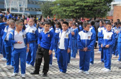 Estudiantes - Foto: Secretaría de Educación