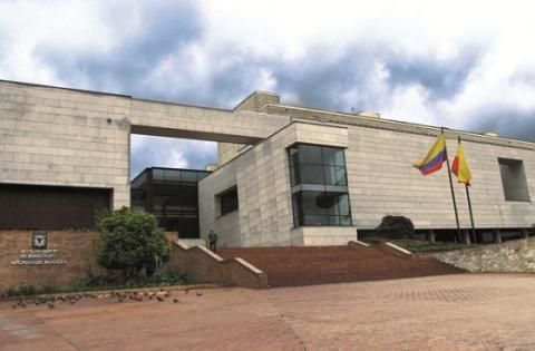 Fachada Archivo de Bogotá - Foto: Archivo de Bogotá