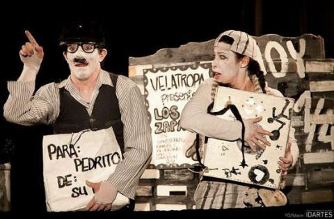 Festival de Pantomima - Foto: IDARTES
