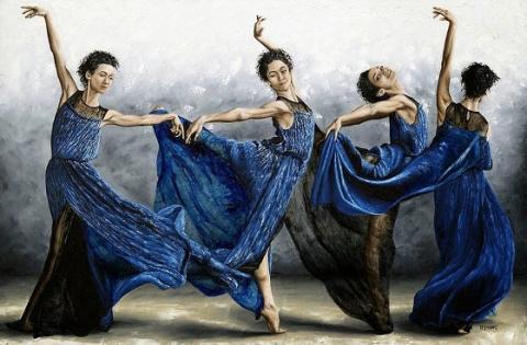 La danza, pintura, fotografía y música recibirán un apoyo concertado de $20 millones en Usaquén