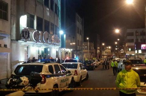 Operativos localidad Los Mártires  - Foto: Oficina de Prensa Policía Metropolitana