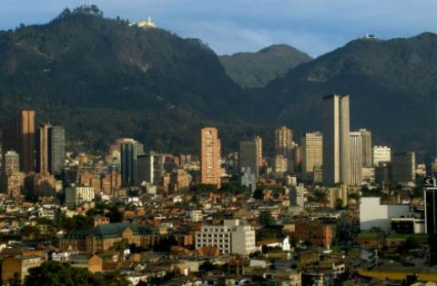 Panorámica de Bogotá - Foto: bogota.gov.co