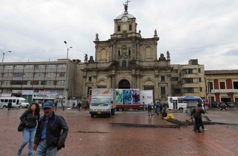 Participe en la celebración del cumpleaños de la localidad Los Mártires