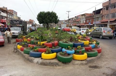 Plaza de las Ferias-Foto: Alcaldía Local de Engativá
