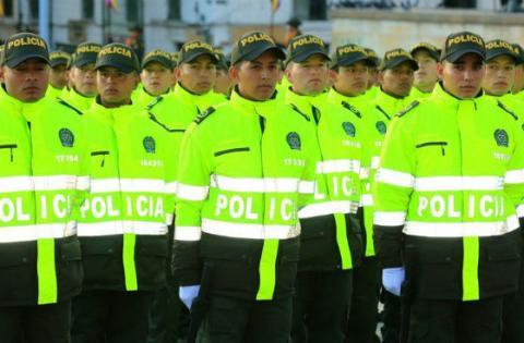 Policías - Foto: www.minuto30.com
