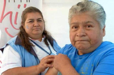 Tercera Edad - Foto: Secretaría de Salud