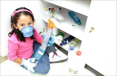 Prevenir accidentes caseros - Foto: Secretaría de Salud