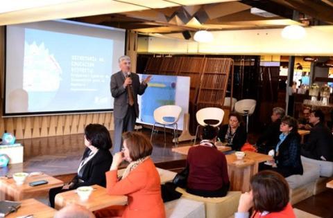 Encuentros de maestros y directivos - Foto: Prensa Secretaría de Educación