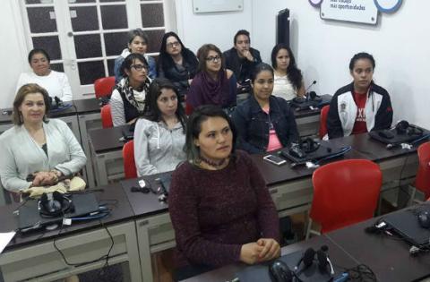 Rendición de cuentas - Foto: Secretaría de la Mujer