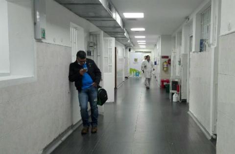 Servicio de urgencias - Foto: Secretaría de Salud