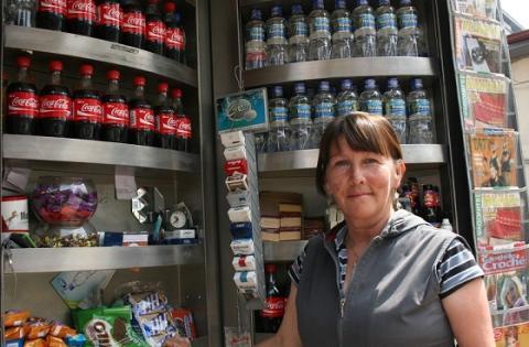 Sortearon quioscos para vendedores informales en tres localidades de Bogotá