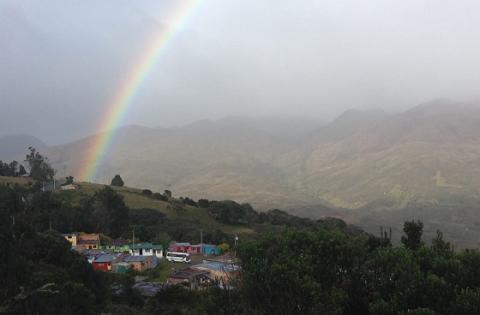 Sumapaz se confirma como territorio de paz y primera reserva campesina de Colombia