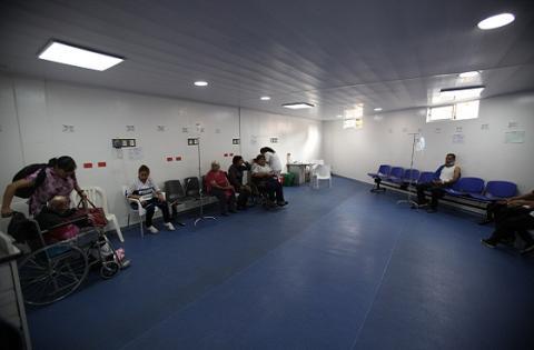 Hospital de Engativá - Foto: Prensa Alcaldía / Diego Bauman