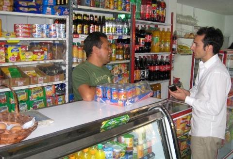 Tienda - Foto: Secretaría de Desarrollo Económico