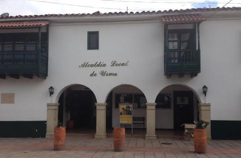 Fachada de la Alcaldía Local de Usme - Foto: bogota.gov.co
