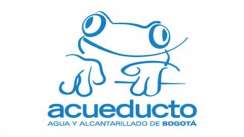 Logo Acueducto Bogotá - Foto: Empresa de Acueducto y Alcantarillado de Bogotá