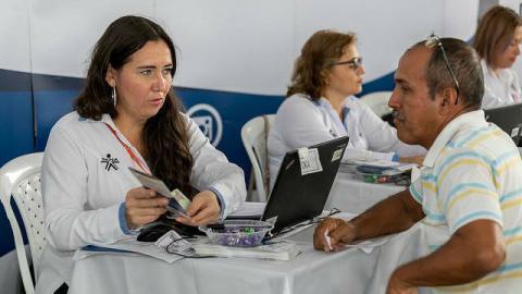 Agencia de empleo - Foto: SENA