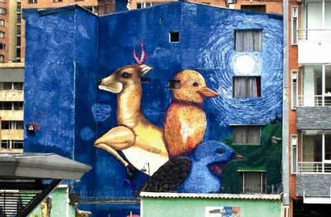 Bogotá Abierta