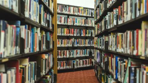 Biblioteca - Foto: pixabay.com
