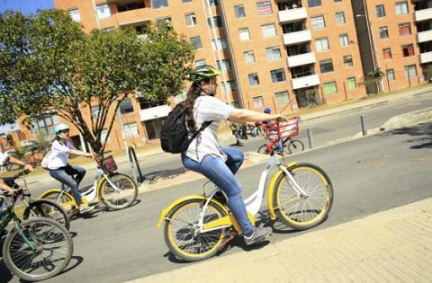 El Parche en Bici - Foto: Diego Bautista
