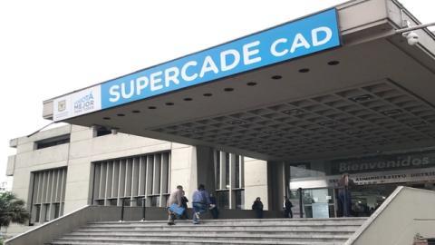 SuperCADE CAD - Foto: Secretaría General de la Alcaldía Mayor de Bogotá
