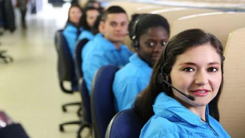 Call center - Foto: Secretaría de Salud