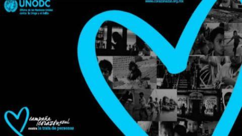 Campaña Corazón Azul